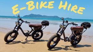 e-bike hire mission beach